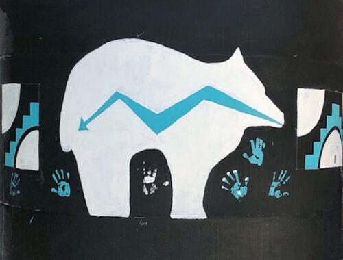 Charlie Silverwater Mural