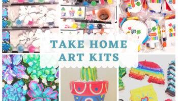 Take Home Art Kits