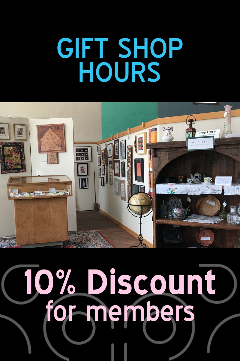 Gift Shop Hours