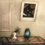 Marilyn Conway-Kitty in a Cabin