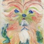 Dianne Doan-Blue-Eyed Pup