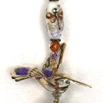 Kate McKeough-Hummingbird Suncatcher
