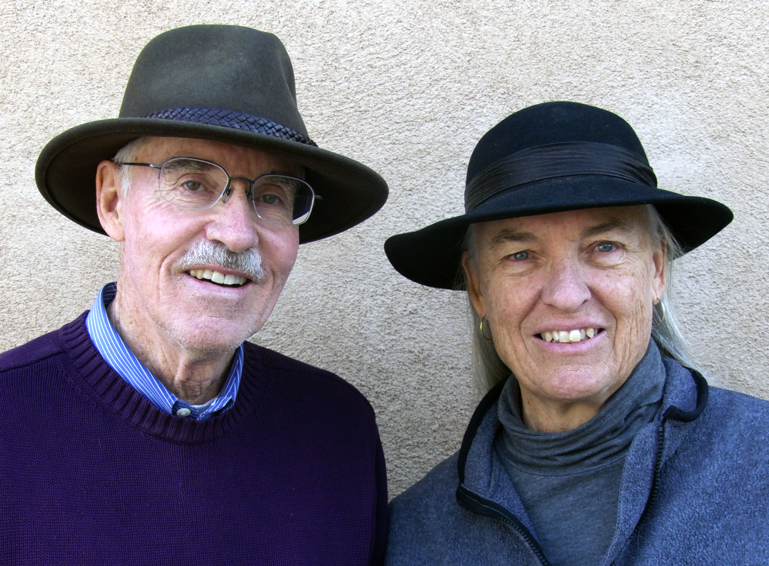 Richard and Shirley Flint