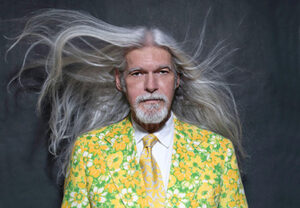 portrait of Featured Artist Juan-Manuel Alonso